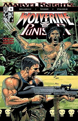 Wolverine/Punisher (2004) #5 (of 5)