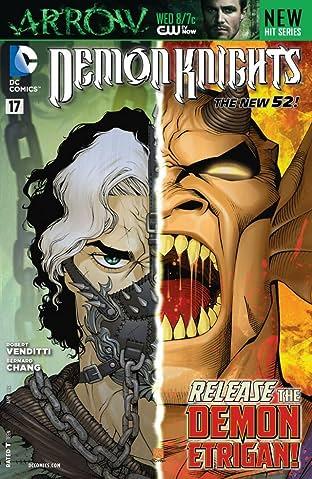 Demon Knights vol. 1 (2011-2013) DEC120300_2._SX312_QL80_TTD_