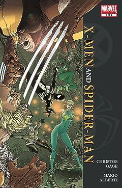 X-Men/Spider-Man (2009) #2 (of 4)
