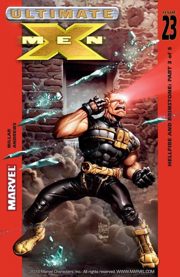 Ultimate X-Men #23