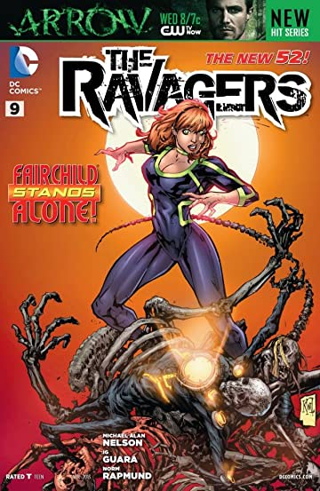 The Ravagers (2012-2013) #9