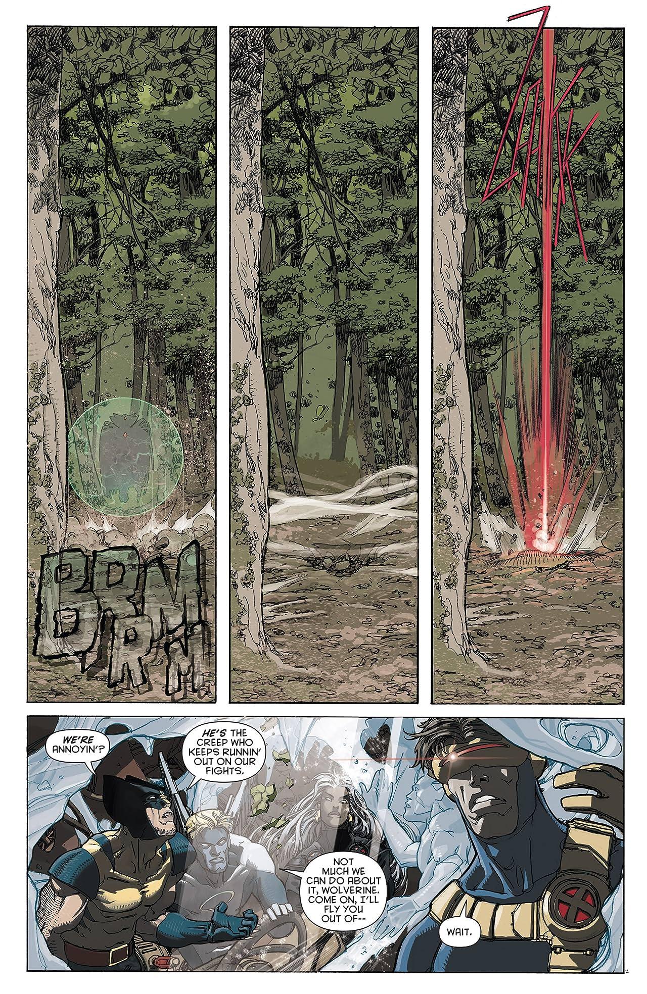 X-Men/Spider-Man (2009) #3 (of 4)