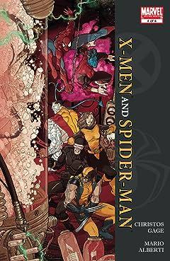 X-Men/Spider-Man (2009) #4 (of 4)