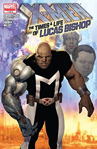 X-Men: The Lives and Times of Lucas Bishop (2009) No.1 (sur 3)
