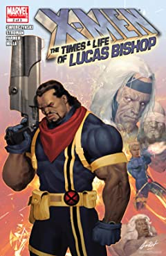 X-Men: The Lives and Times of Lucas Bishop (2009) #2 (of 3)
