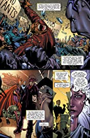 X-Men: The Lives and Times of Lucas Bishop (2009) #3 (of 3)