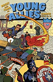 Young Allies Comics: 70th Anniversary Special (2009) #1