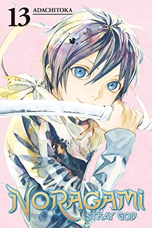 Noragami: Stray God Vol. 13