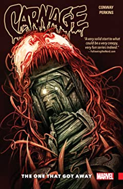 Carnage Tome 1: The One That Got Away