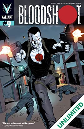 Bloodshot (2012- ) #9: Digital Exclusives Edition