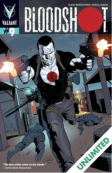 Bloodshot (2012- ) #9: Digital Exclusives Edition