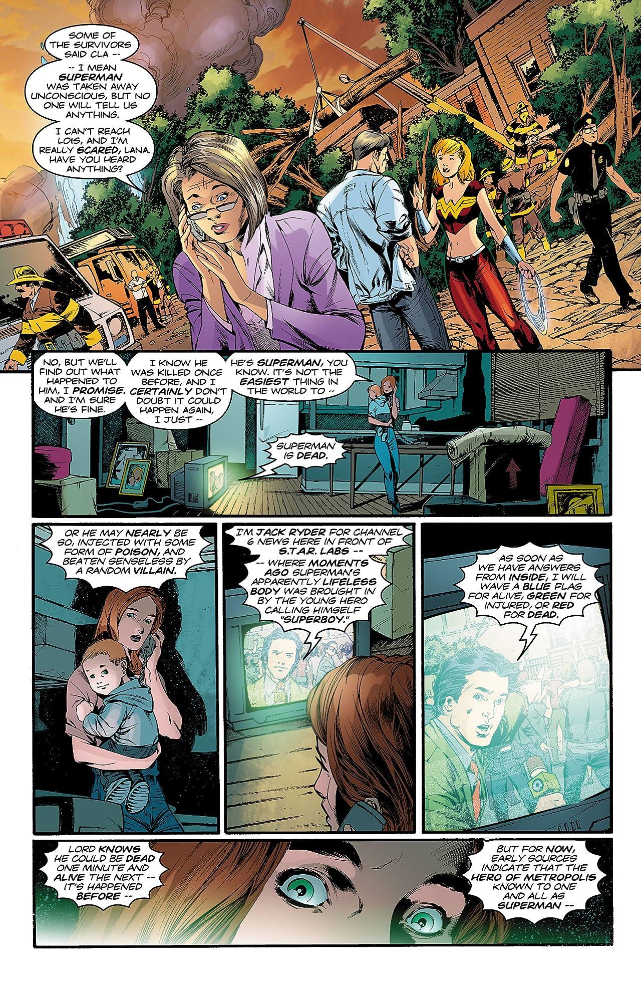 Action Comics (1938-2011) #817