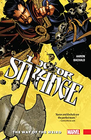 Doctor Strange Tome 1: The Way of the Weird