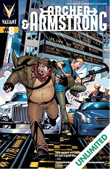 Archer & Armstrong (2012- ) #8: Digital Exclusives Edition
