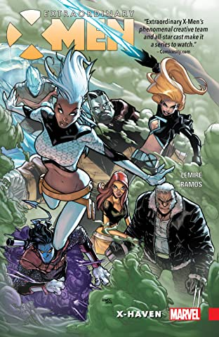 Extraordinary X-Men Tome 1: X-Haven