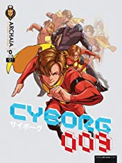 Cyborg 009: Chapter 000