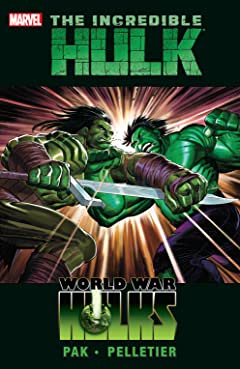 Incredible Hulk Vol. 3: World War Hulks