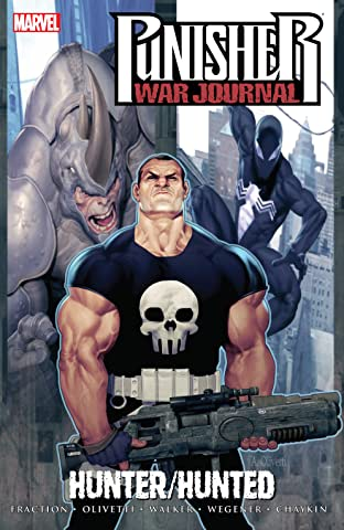 Punisher War Journal: Hunter/Hunted