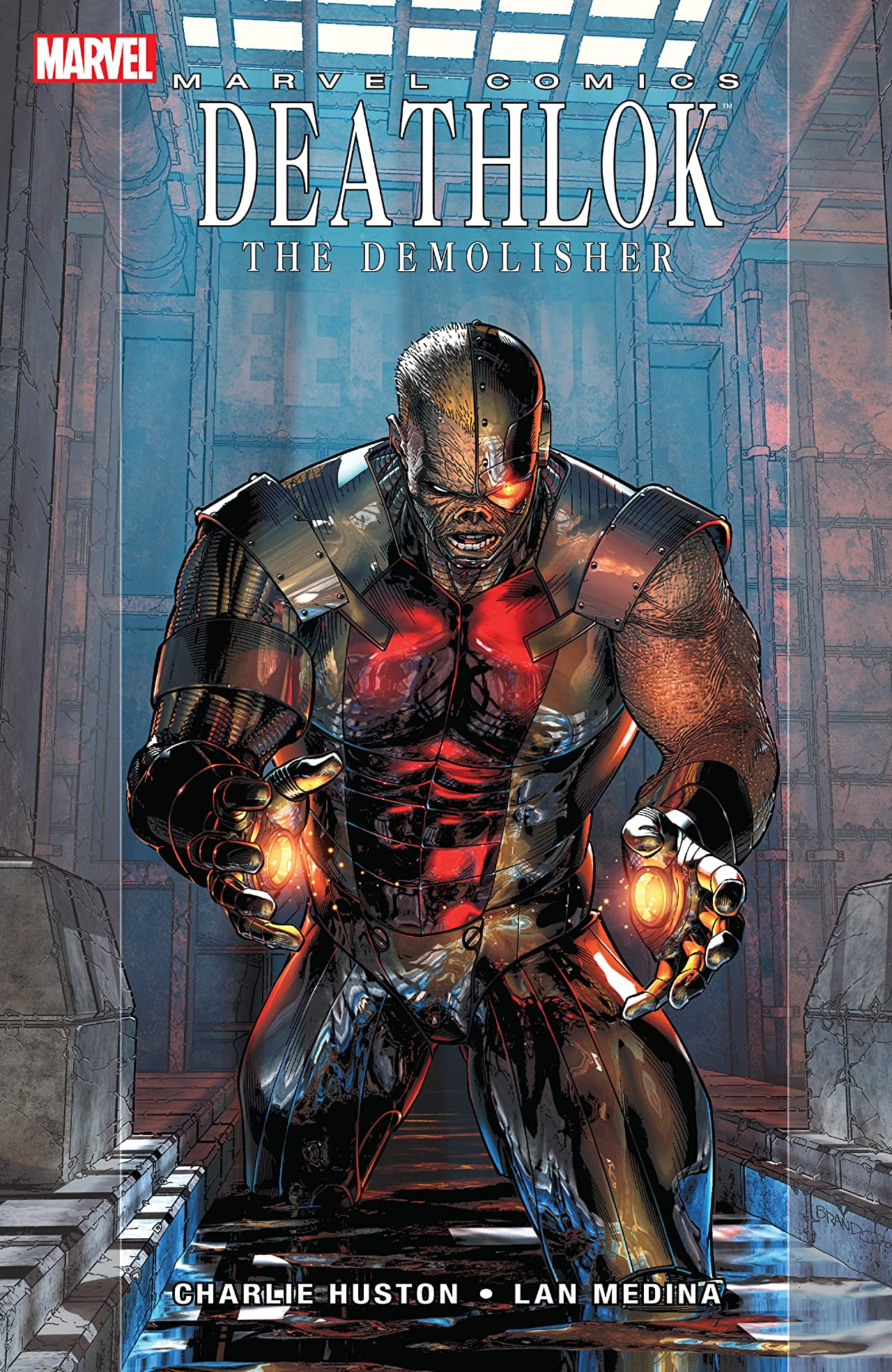 Deathlok: The Demolisher