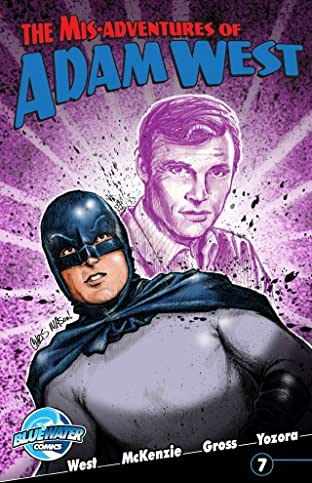 Image result for the adventures of adam west