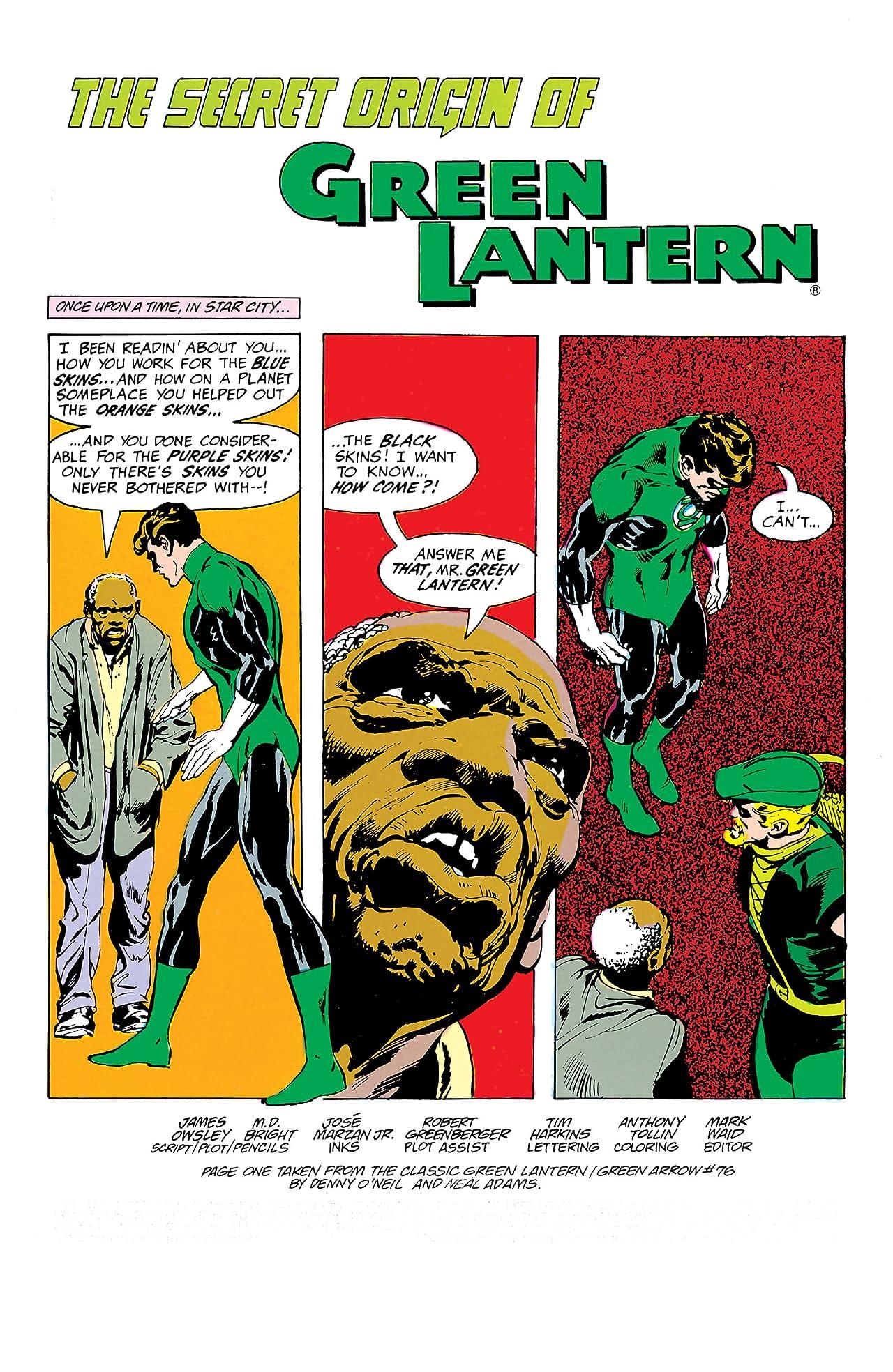 Secret Origins (1986-1990) #36