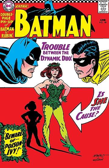 Batman (1940-2011) #181
