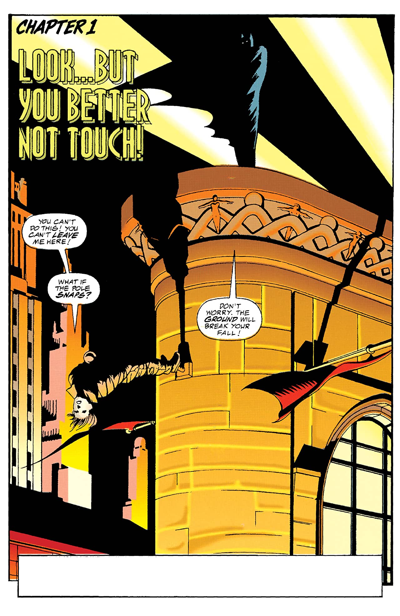 Batman: Shadow of the Bat: Annual #3
