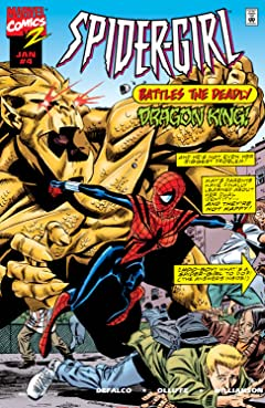 Spider-Girl (1998-2006) #4