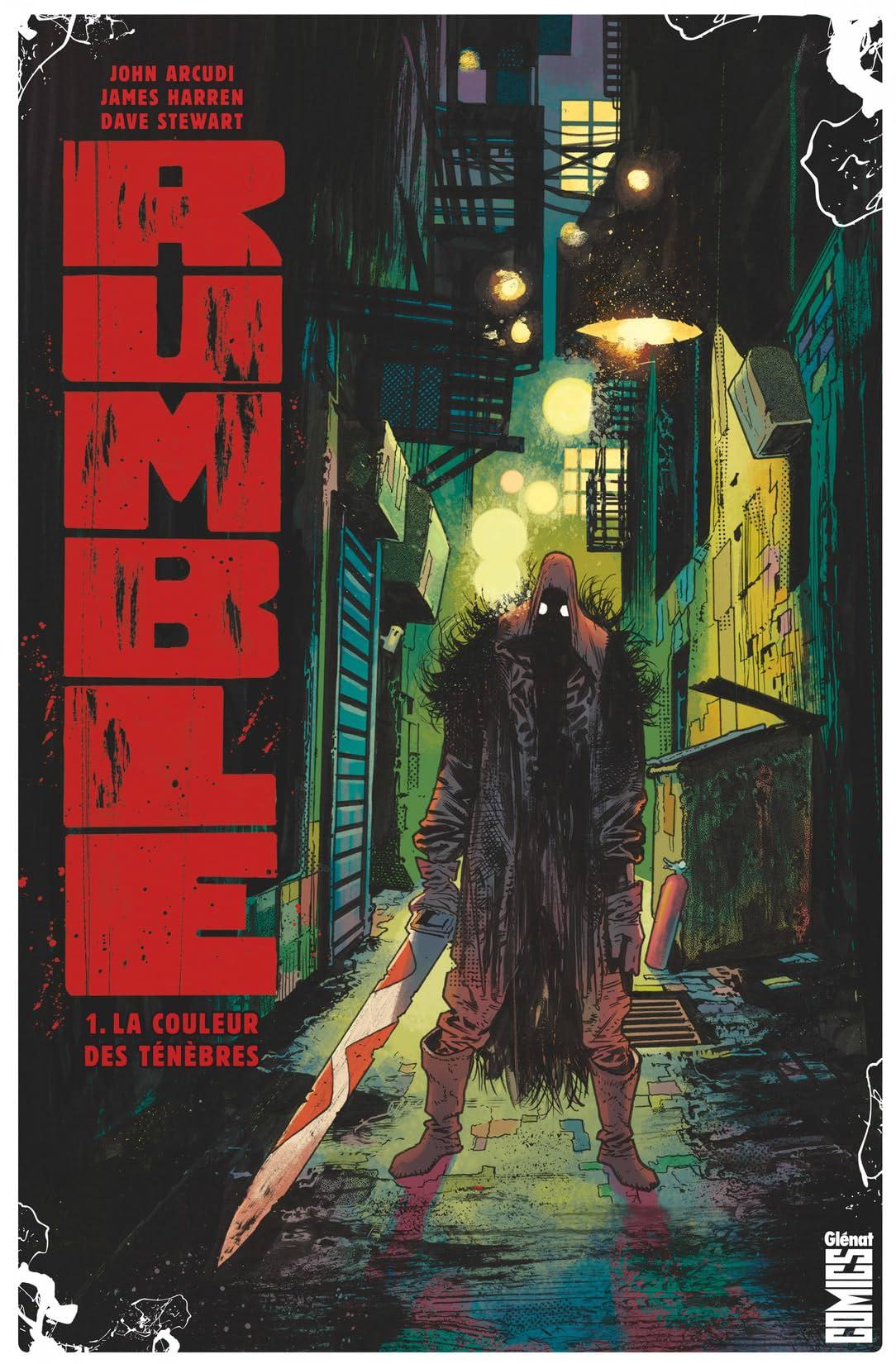 Rumble Vol. 1: La couleur des ténèbres