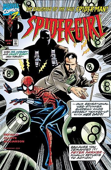 Spider-Girl (1998-2006) #8