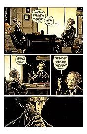 Abe Sapien #33
