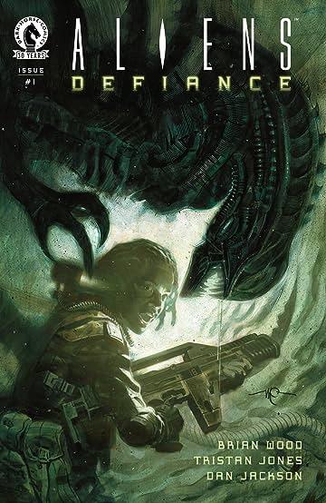 Aliens: Defiance #1