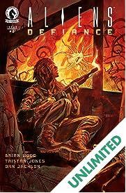 Aliens: Defiance #2