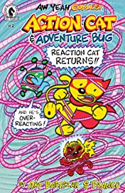 Aw Yeah Comics: Action Cat & Adventure Bug #2