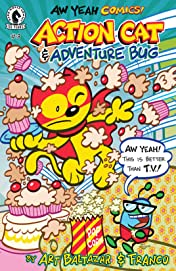 Aw Yeah Comics: Action Cat & Adventure Bug #3