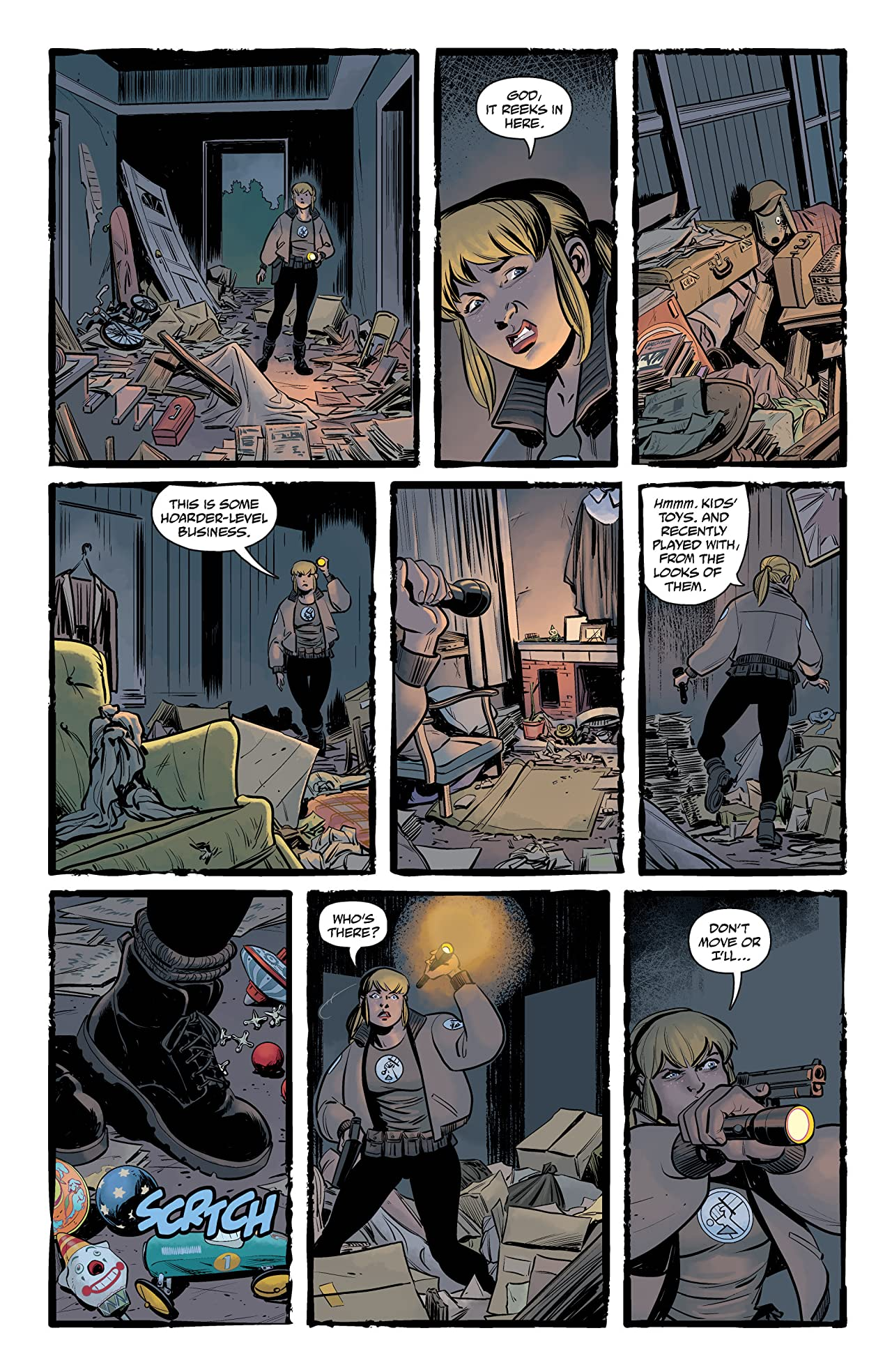 B.P.R.D.: Hell on Earth #141
