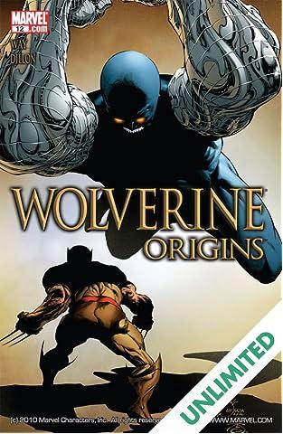 Wolverine: Origins #12