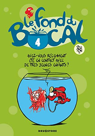 Le fond du bocal Vol. 4