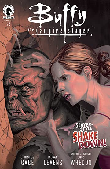 Buffy the Vampire Slayer: Season 10 #26