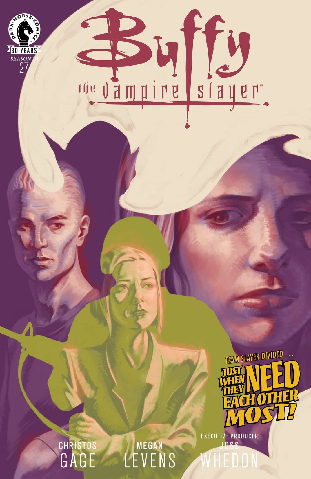 Buffy the Vampire Slayer: Season 10 #27