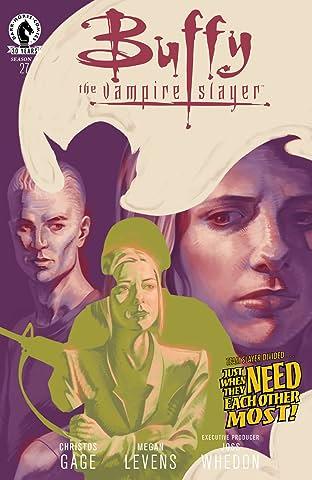 Buffy The Vampire Slayer: Season 10 #27