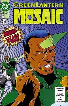 Green Lantern: Mosaic #5