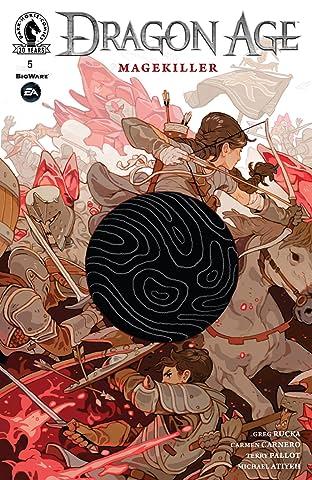 Dragon Age: Magekiller No.5