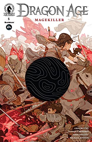 Dragon Age: Magekiller #5
