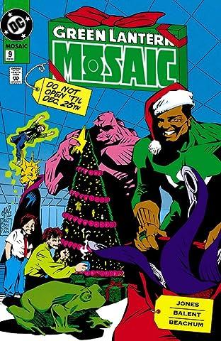 Green Lantern: Mosaic #9
