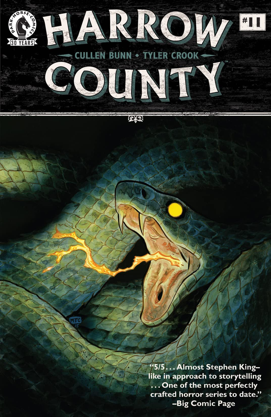 Harrow County #11