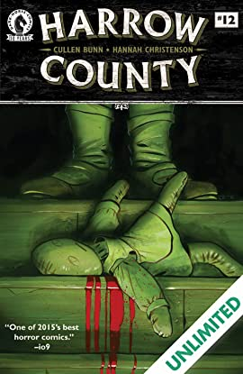 Harrow County #12