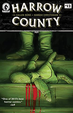 Harrow County No.12