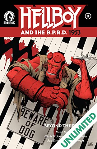 Hellboy and the B.P.R.D.: 1953 #5: Beyond the Fences: Part Three