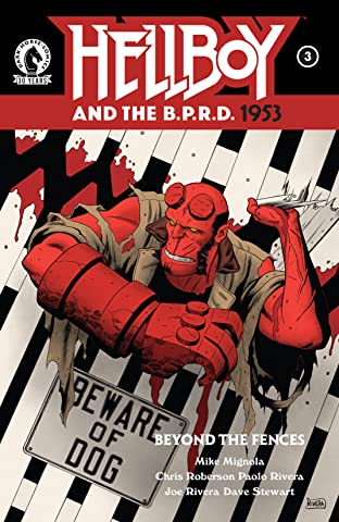 Hellboy and the B.P.R.D.: 1953 No.5: Beyond the Fences: Part Three